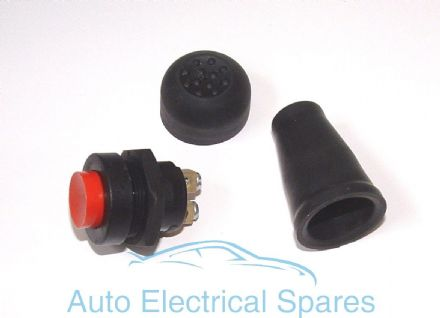 Push button starter switch 25A with waterproof cover